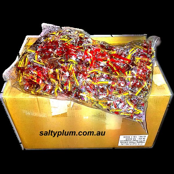 Bulk Happy Plums 12kg 4x3kg